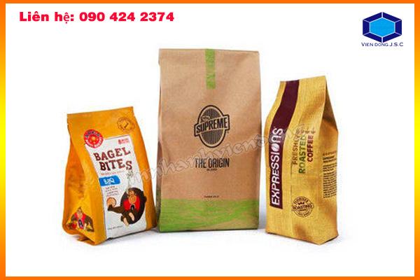 Làm túi giấy đựng thức ăn nhanh (fastfood) giá rẻ tại Hà Nội | Địa chỉ bán hộp đựng hoa đẹp | In nhanh Ha Noi